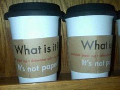 Atticus Coffee to go